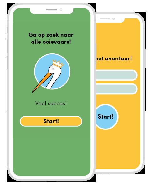 Haagse Bos App speurtocht